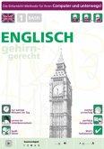 Englisch gehirn-gerecht, 1 Basis, 1 CD-ROM