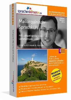 Mallorquinisch-Expresskurs, PC CD-ROM m. MP3-Au...