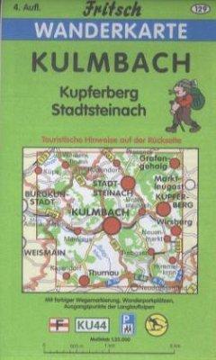 Fritsch Karte - Kulmbach