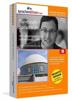 Tunesisch-Expresskurs, PC CD-ROM m. MP3-Audio-CD
