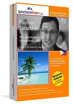 Filipino-Expresskurs, PC CD-ROM m. MP3-Audio-CD