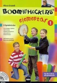 Boomwhackers elementar 1