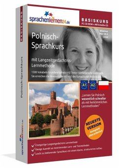Polnisch-Basiskurs, PC CD-ROM m. MP3-Audio-CD