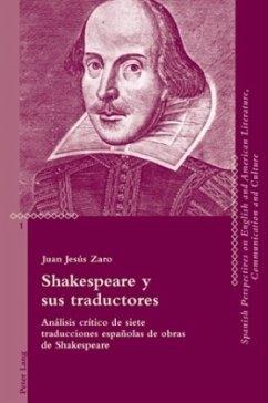 Shakespeare y sus traductores - Zaro Vera, Juan Jesus