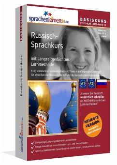 Russisch-Basiskurs, PC CD-ROM m. MP3-Audio-CD