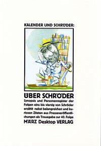 Über Schröder - Schröder, Jörg; Kalender, Barbara