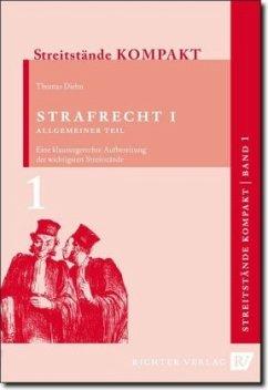 Strafrecht 1 Allgemeiner Teil - Diehn, Thomas