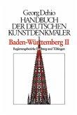 Dehio - Handbuch der deutschen Kunstdenkmäler / Baden-Württemberg Bd. 1