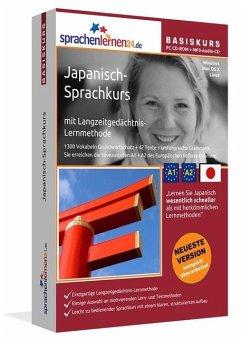 Japanisch-Basiskurs, PC CD-ROM m. MP3-Audio-CD