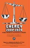 Energy 2000-2020: World Prospects and Regional Stresses
