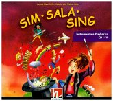 Sim Sala Sing, Instrumentale Playbacks, 5 Audio-CDs