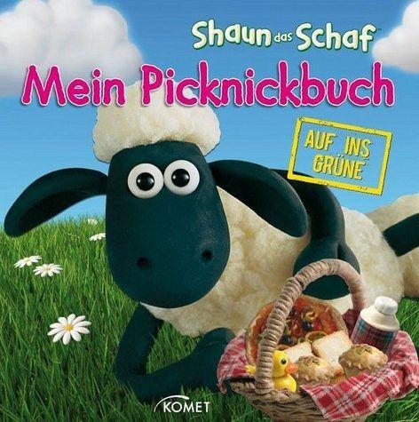 shaun-das-schaf, mein picknickbuch von nick park - buch - buecher.de