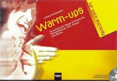 Warm-ups for voice & body - Maierhofer, Lorenz