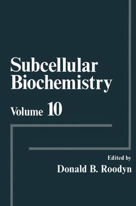 Subcellular Biochemistry - Roodyn, Donald B.