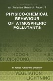 Physico-Chemical Behaviour of Atmospheric Pollutants: Proceedings of the Fourth European Symposium Held in Stresa, Italy, 23-25 September 1986