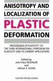 Anisotropy and Localization of Plastic Deformation