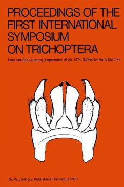 Proceedings of the First International Symposium on Trichoptera - Malicky, H. (ed.)