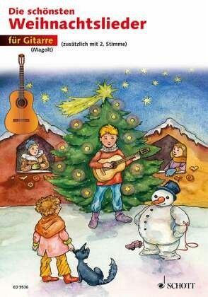 Die Schönsten Weihnachtslieder Texte.Die Schönsten Weihnachtslieder Für 1 2 Gitarren