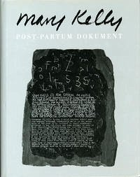 Mary Kelly. Post-Partum Document