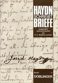 Haydn schreibt Briefe