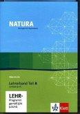 11./13. Schuljahr, Lehrerband auf CD-ROM. Tl.A / Natura, Biologie für Gymnasien, Ausgabe für die Oberstufe
