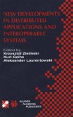 New Developments in Distributed Applications and Interoperable Systems: Ifip Tc6 / Wg6.1 Third International Working Conference on Distributed Applica