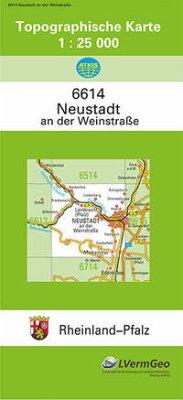 Neustadt an der Weinstraße 1 : 25 000