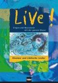 Live! Klezmer und Jiddische Lieder