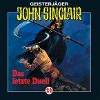 John Sinclair, Folge 26: Das letzte Duell (3/3) (MP3-Download)