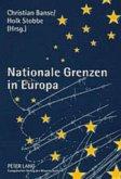 Nationale Grenzen in Europa