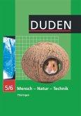 Mensch-Natur-Technik Klasse 5/6 Lehrbuch Thüringen Regelschule