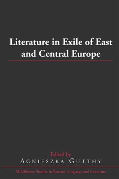 Literature in Exile of East and Central Europe