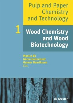 Wood Chemistry and Wood Biotechnology - Ek, Monica / Gellerstedt, Göran / Henriksson, Gunnar (ed.)