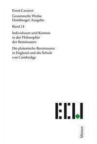 Gesammelte Werke. Hamburger Ausgabe / Individuu...