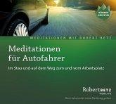 Meditationen für Autofahrer, Audio-CD