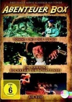 Die Abenteuer Box (3 DVDs)