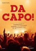 Da Capo!, für gemischten Chor, Chorpartitur
