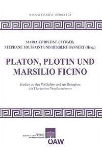 Platon, Plotin und Marsilio Ficino