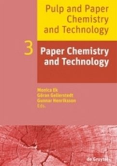 Paper Chemistry and Technology - Ek, Monica / Gellerstedt, Göran / Henriksson, Gunnar (ed.)