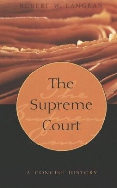 The Supreme Court - Langran, Robert W.