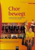 Chor bewegt, für gemischten Chor, Chorpartitur