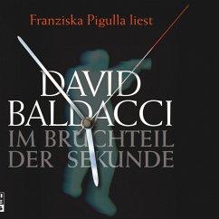 Im Bruchteil der Sekunde / Maxwell & King Bd.1 (MP3-Download) - Baldacci, David