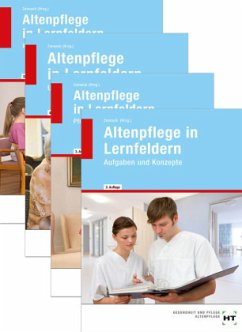 Paketangebot Altenpflege in Lernfeldern