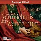 Das Vermächtnis der Wanderhure / Die Wanderhure Bd.3 (MP3-Download)