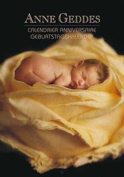Anne Geddes Geburtstagskalender Flowers
