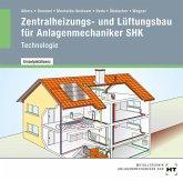 Zentralheizungs- und Lüftungsbau für Anlagenmechaniker SHK, CD-ROM