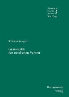 Grammatik der russischen Verben - Kempgen, Sebastian