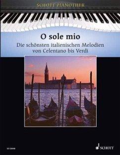 O Sole Mio, für Klavier