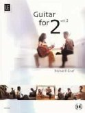 Guitar for 2, m. Audio-CD