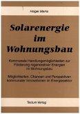 Solarenergie im Wohnungsbau